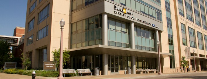 Bjc Center For Outpatient Health Project Controls Group